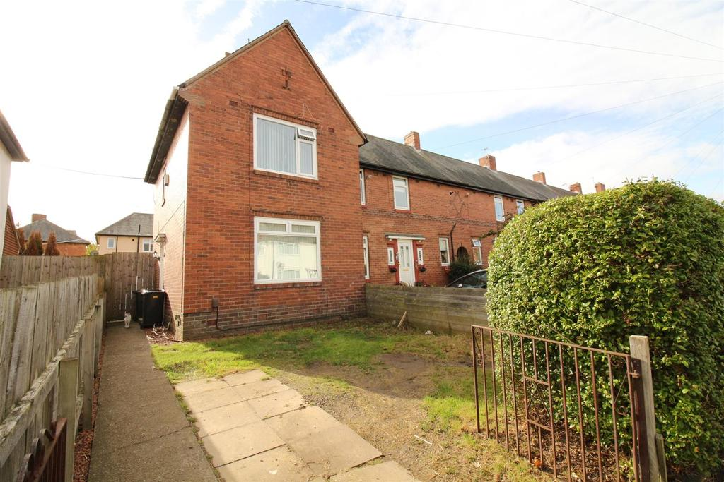 2 Bedrooms End Of Terrace House for sale in Wheatfield Grove, Newcastle Upon Tyne