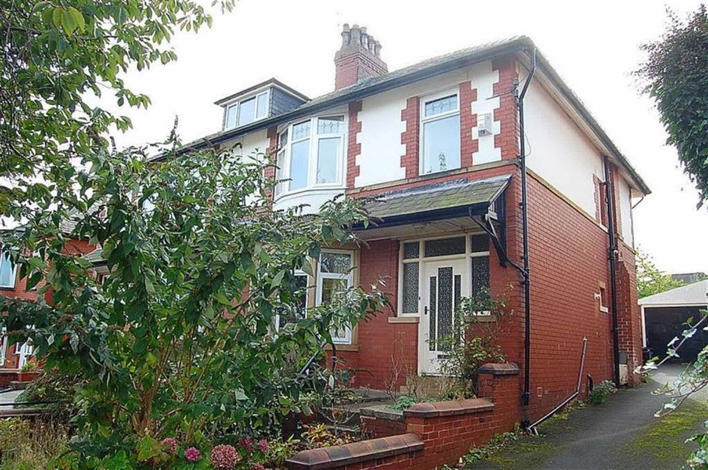 3 Bedrooms Semi Detached House for sale in The Gardens, Heath Road, Halifax, HX1