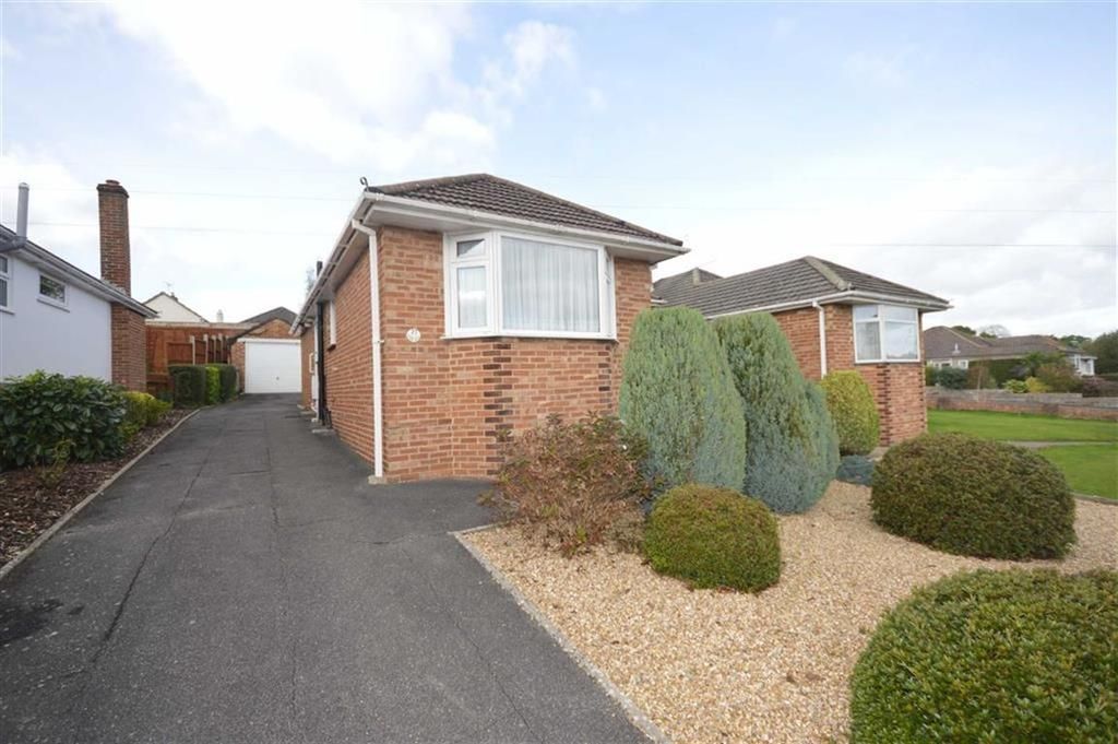 2 Bedrooms Detached Bungalow for sale in Shapland Avenue, Bournemouth, Dorset, BH11