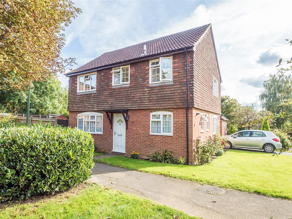 4 Bedrooms Detached House for sale in Harvesters Way, Weavering, Maidstone