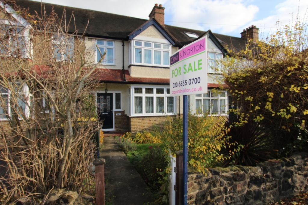 3 Bedrooms House for sale in Howard Road, South Norwood, SE25