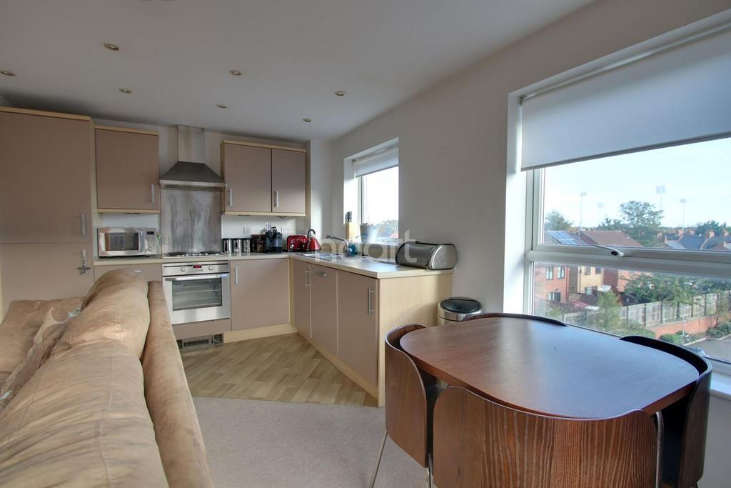 2 Bedrooms Flat for sale in Pavillion Court, Northampton