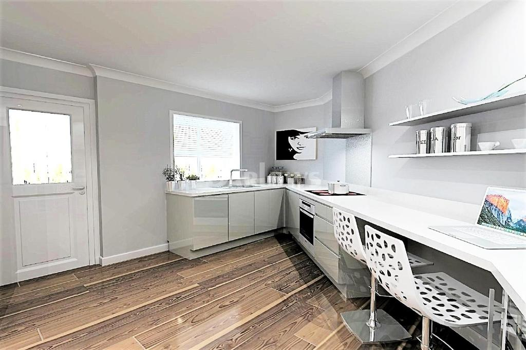 2 Bedrooms Flat for sale in Fairfield Avenue, Victoria Park