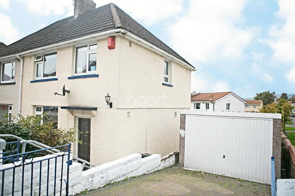 3 Bedrooms Semi Detached House for sale in Westfield Way, Malpas, Newport,