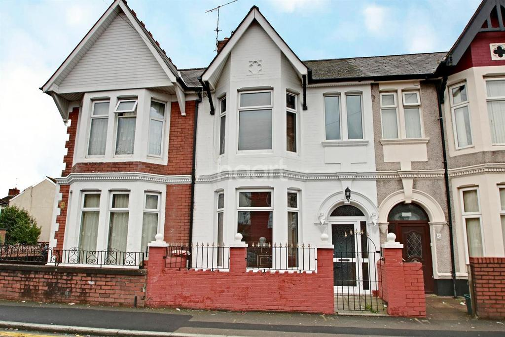 3 Bedrooms Terraced House for sale in Harrow Road, Maindee, Newport