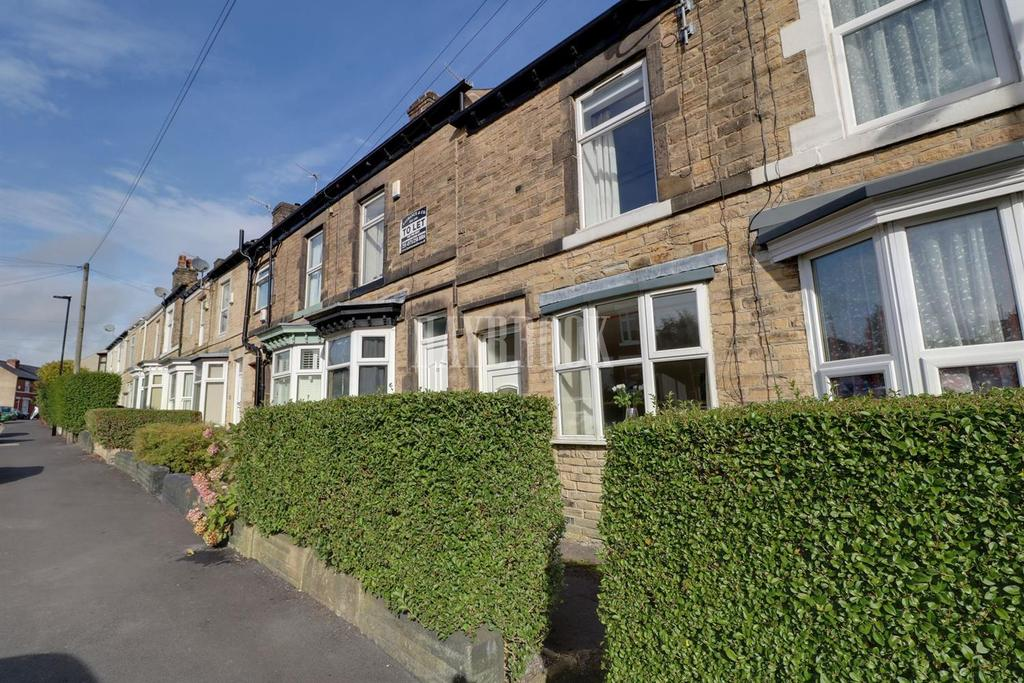 3 Bedrooms Terraced House for sale in Sackville Road, Crookes, S10 1GT