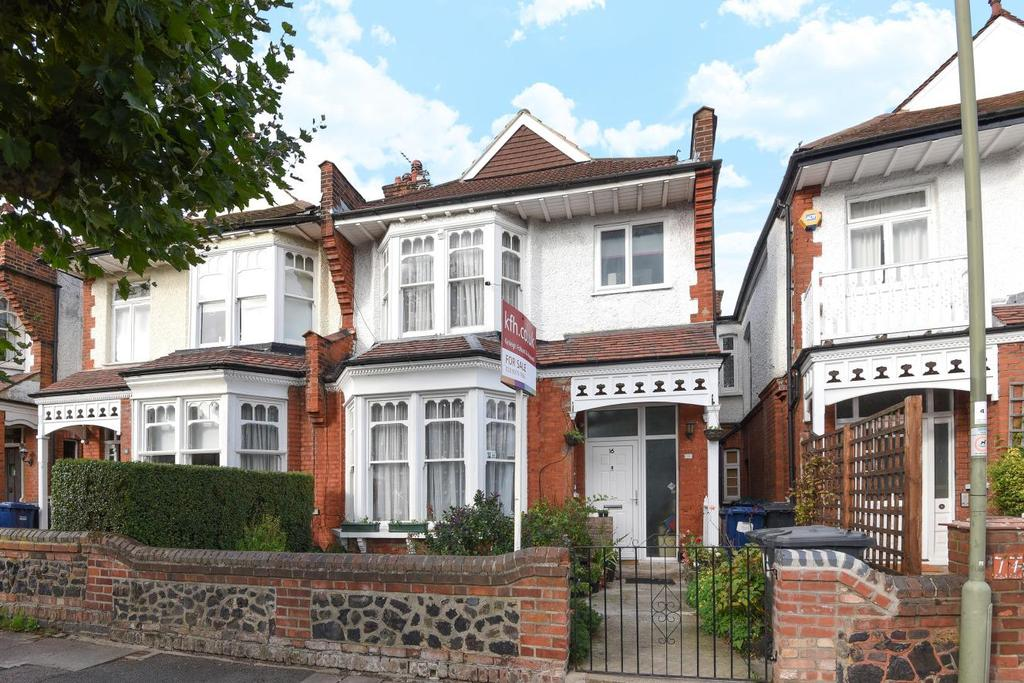 4 Bedrooms Semi Detached House for sale in Eton Avenue, North Finchley