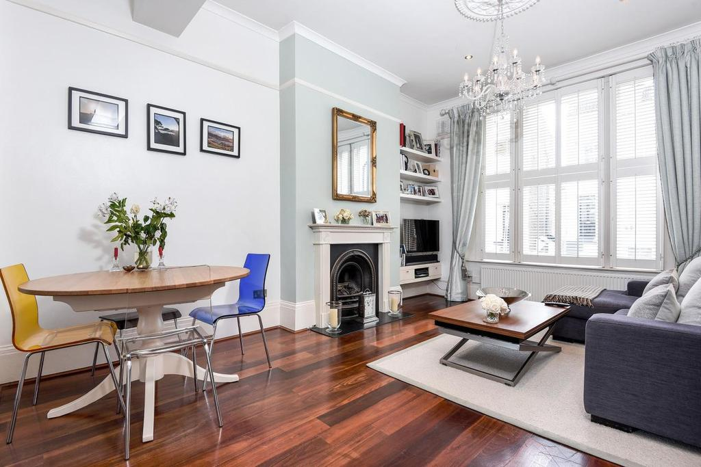 2 Bedrooms Flat for sale in Louvaine Road, Battersea