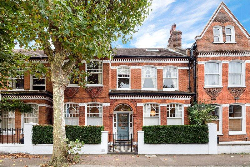 6 Bedrooms Terraced House for sale in Dalebury Road, London, SW17