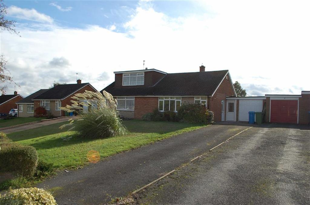 2 Bedrooms Semi Detached Bungalow for rent in 6, Four Ashes Road, Brewood, Stafford, South Staffordshire, ST19