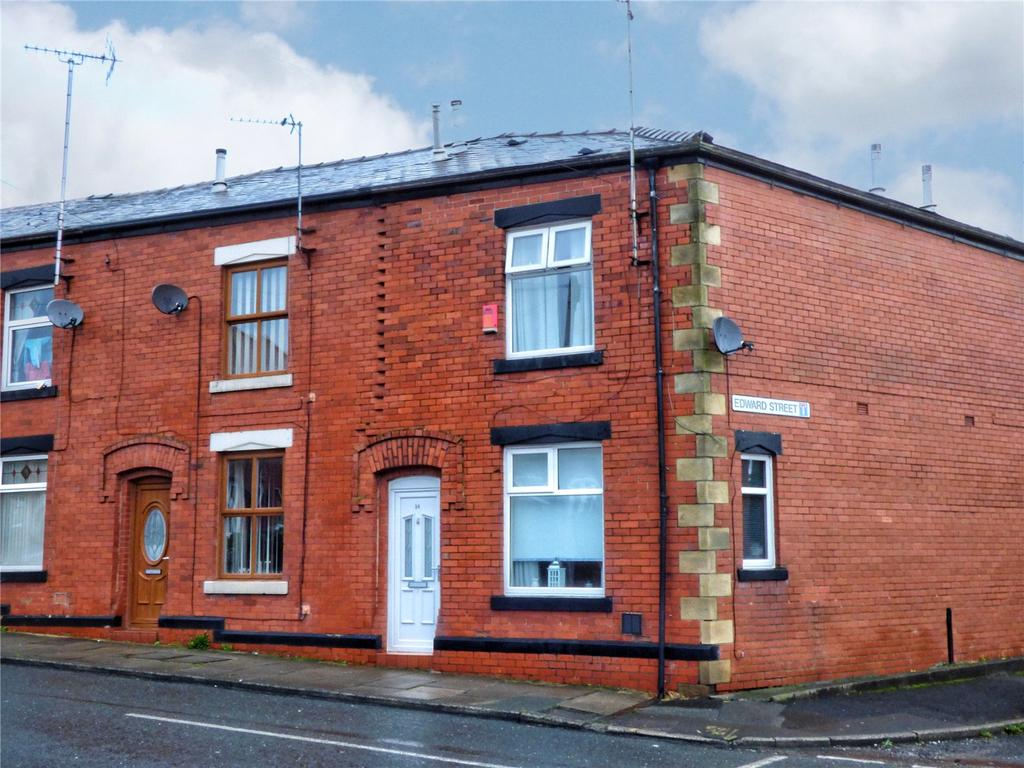 2 Bedrooms End Of Terrace House for sale in Birch Road, Rochdale, Greater Manchester, OL12