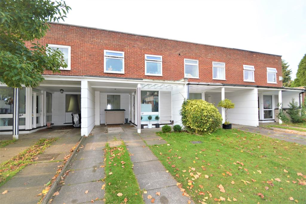 3 Bedrooms Terraced House for sale in Esher Avenue, WALTON ON THAMES KT12