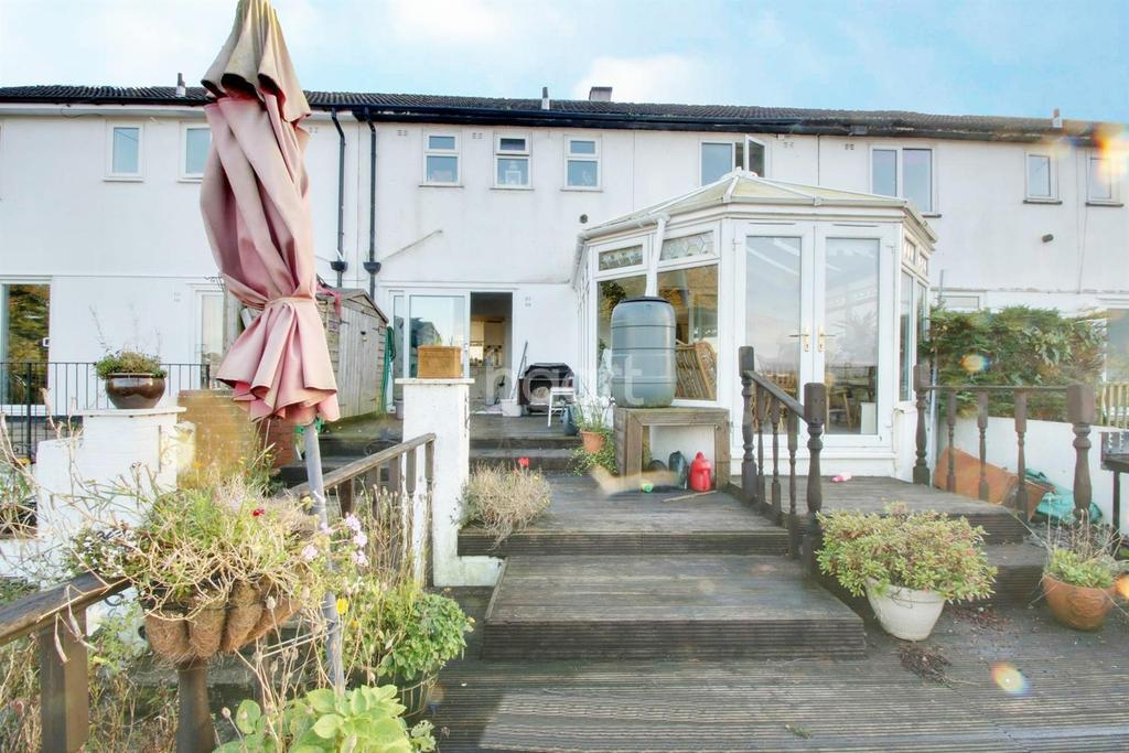 3 Bedrooms Terraced House for sale in Kit Hill Crescent, Plymouth