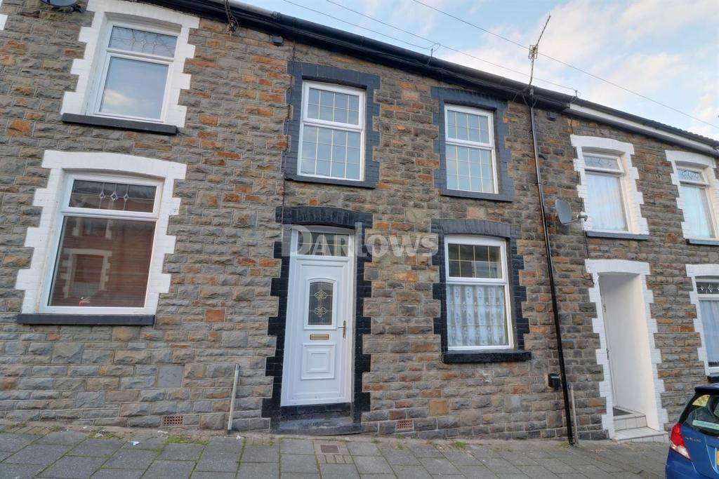 3 Bedrooms Terraced House for sale in Tonypandy