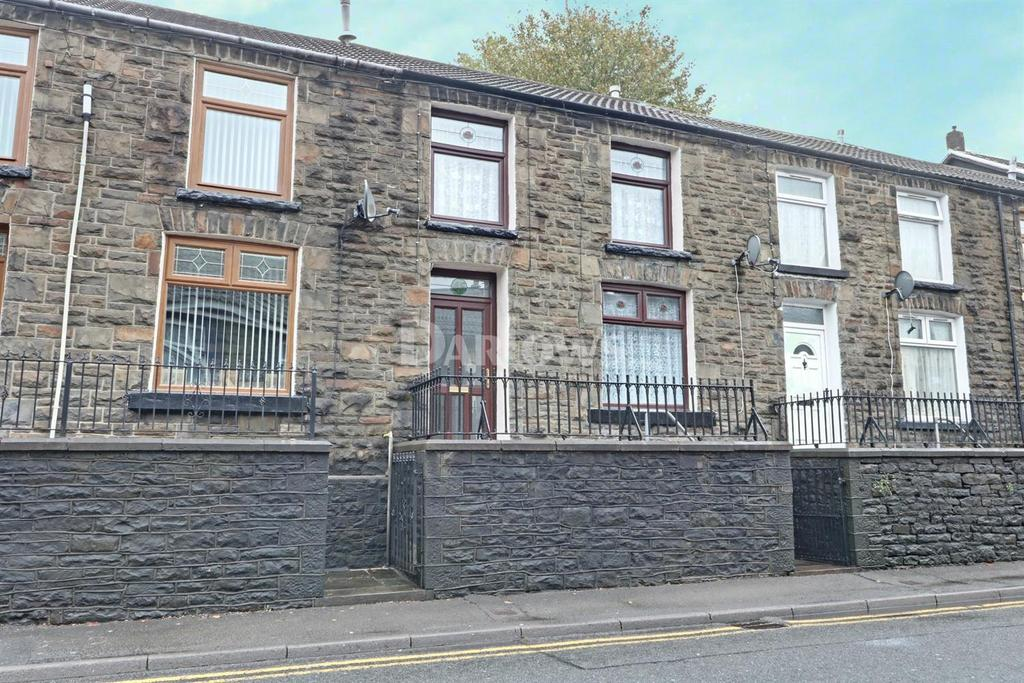 2 Bedrooms Terraced House for sale in Tyntyla Rd, Ystrad