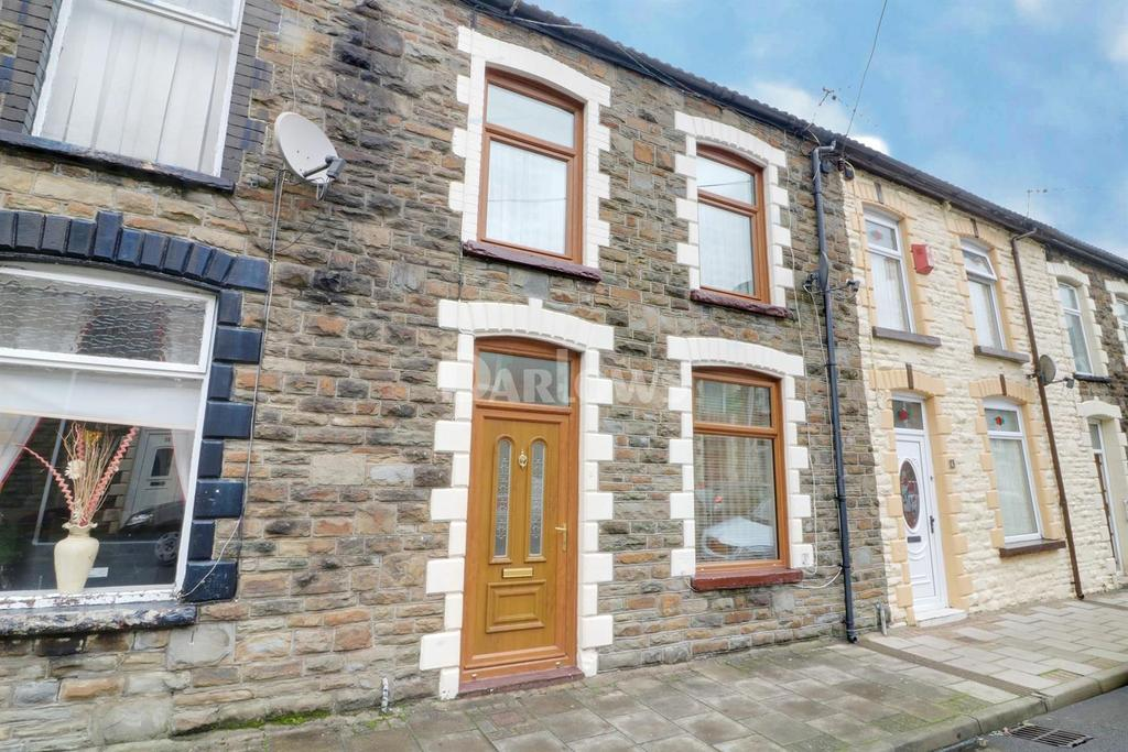 3 Bedrooms Terraced House for sale in Whitting St, Ynysir