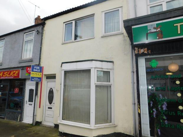 2 Bedrooms Terraced House for sale in HIGH STREET SOUTH, LANGLEY MOOR, DURHAM CITY : VILLAGES WEST OF
