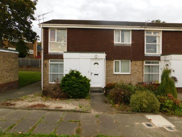 2 Bedrooms Flat for sale in BARRASFORD ROAD, NEWTON HALL, DURHAM CITY