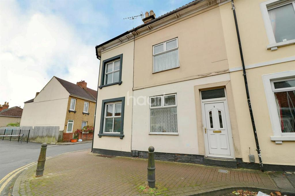 3 Bedrooms Terraced House for sale in North Street, Swindon, Wiltshire