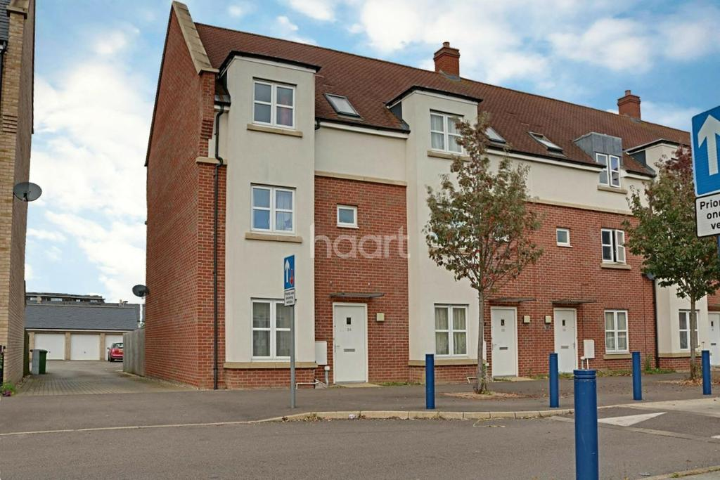 4 Bedrooms End Of Terrace House for sale in Stanley Avenue, Cambridge