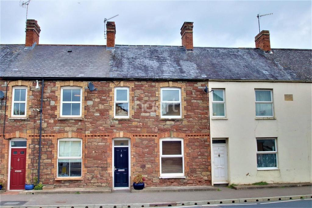 3 Bedrooms Terraced House for sale in Spring Terrace, Norton Fitzwarren