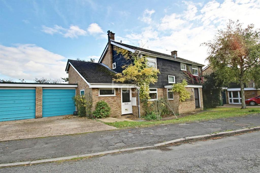 5 Bedrooms Detached House for sale in Cottons Field, Dry Drayton, Cambs