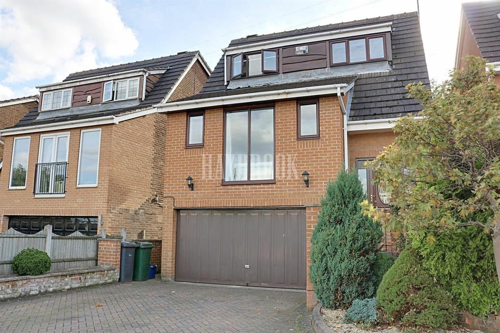 3 Bedrooms Detached House for sale in Whiston Vale, Whiston