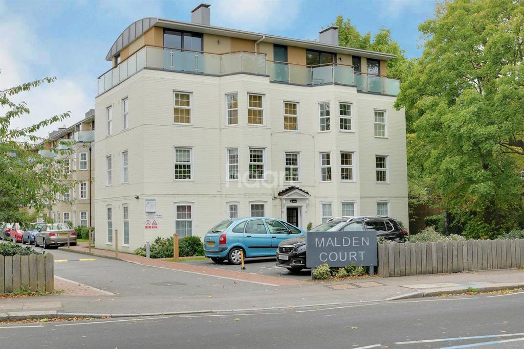 1 Bedroom Flat for sale in Malden Court, West Barnes Lanes, KT3