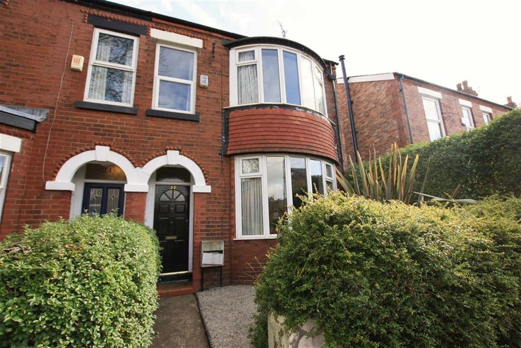 4 Bedrooms End Of Terrace House for sale in Abington Road, Sale