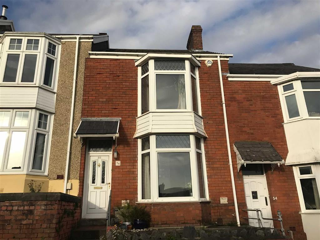 3 Bedrooms Terraced House for sale in Hawthorne Avenue, Swansea, SA2