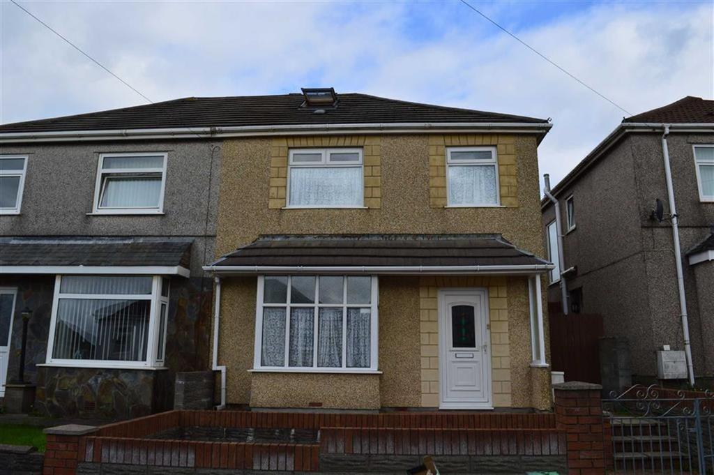 3 Bedrooms Semi Detached House for sale in St Elmo Avenue, Swansea, SA1