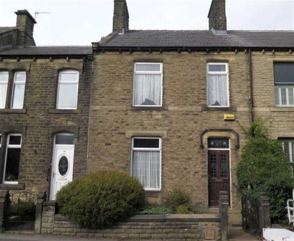 3 Bedrooms Terraced House for sale in Mill Moor Road, Meltham, Holmfirth, HD9