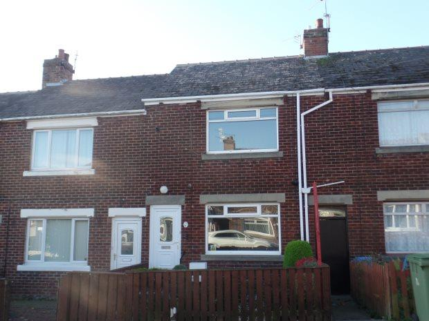 2 Bedrooms Terraced House for sale in ROSEDALE TERRACE, HORDEN, PETERLEE AREA VILLAGES