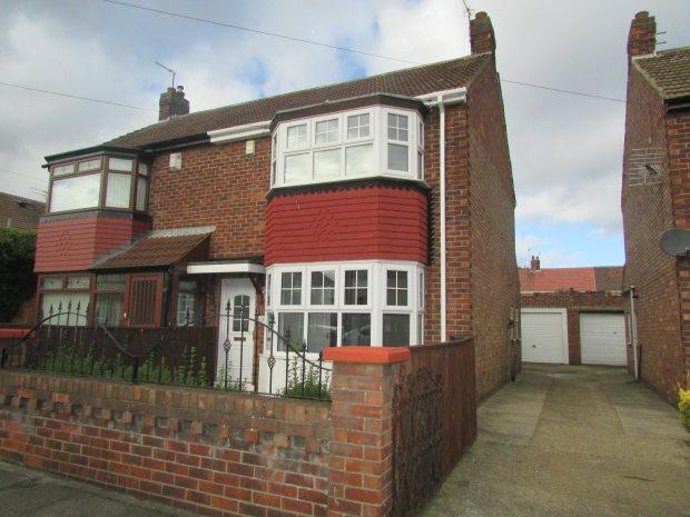3 Bedrooms Semi Detached House for sale in ST JOANS GROVE, FOGGY FURZE, HARTLEPOOL