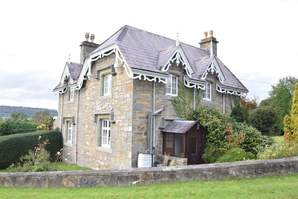 2 Bedrooms Cottage House for sale in Brooklyn Kennels and Cattery, Leighton, Welshpool SY21 8LN