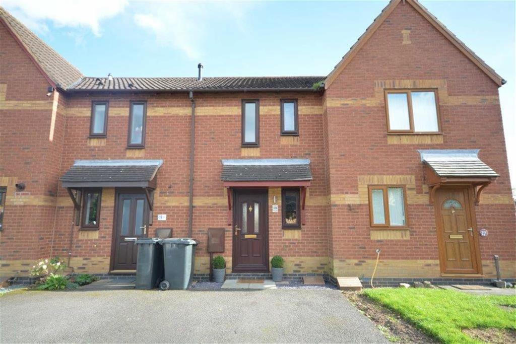 1 Bedroom Terraced House for sale in The Lawns, Bedworth