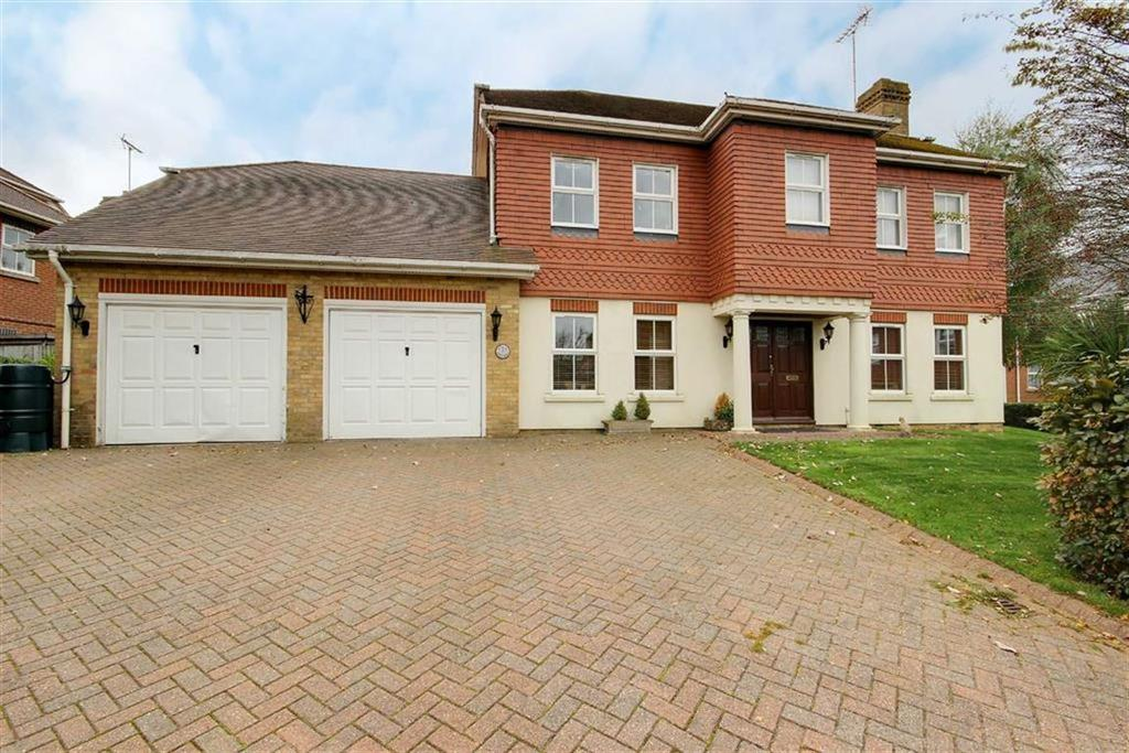 5 Bedrooms Detached House for sale in Poppy Walk, Goffs Oak, Hertfordshire