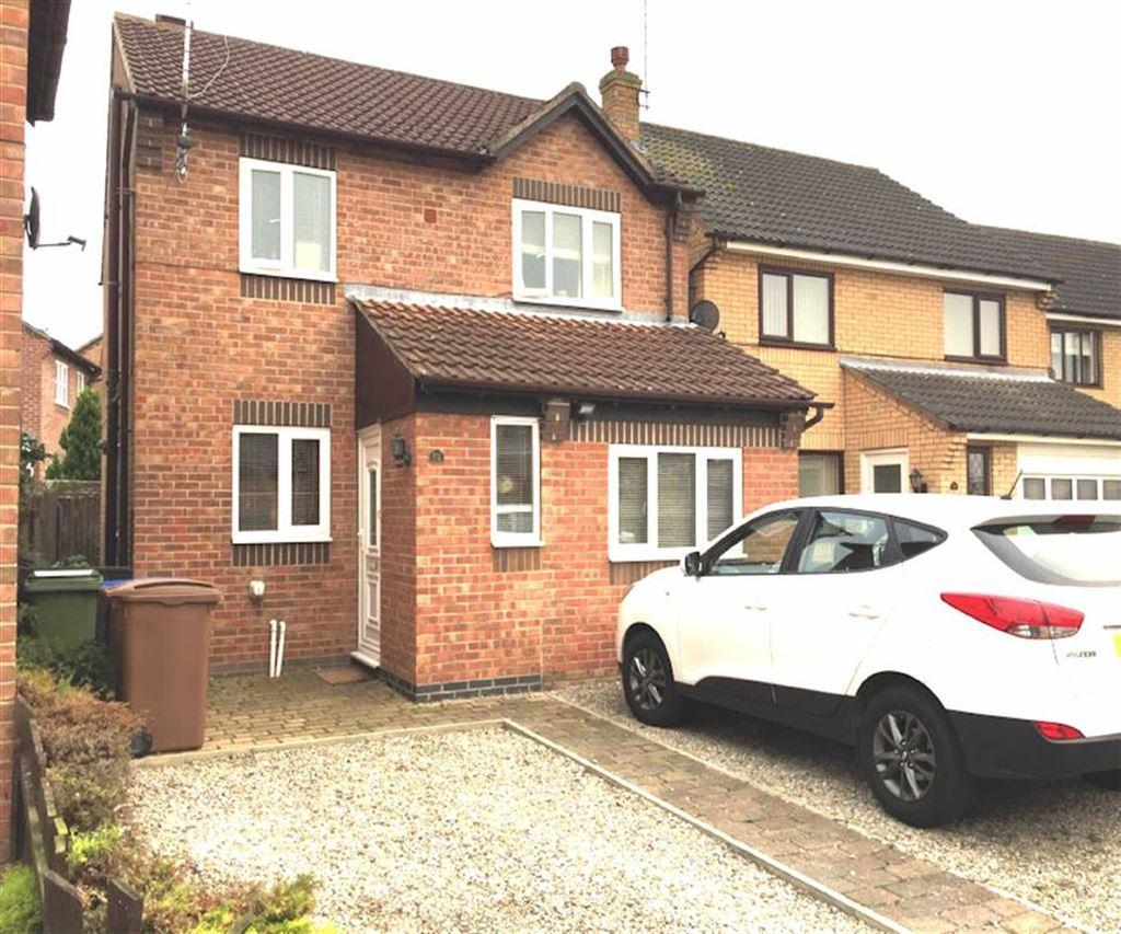 3 Bedrooms Detached House for sale in Southfield Close, Driffield, East Yorkshire