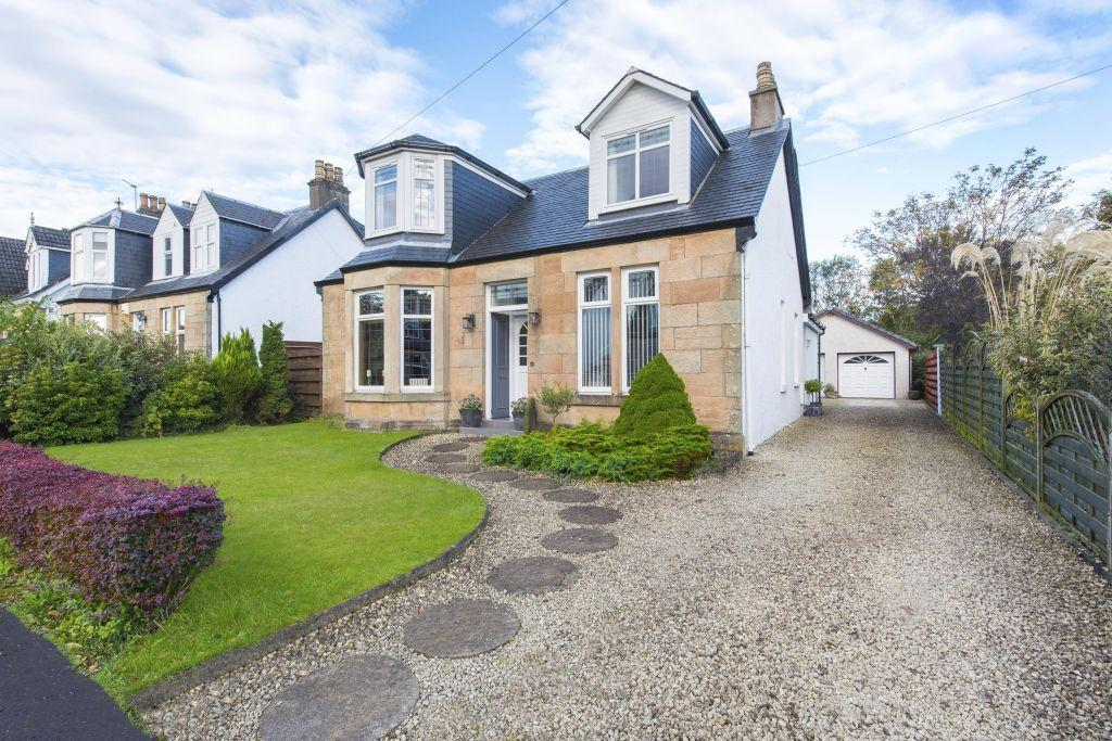 4 Bedrooms Villa House for sale in 10 Stuart Drive, Bishopbriggs, Glasgow, G64 2AS