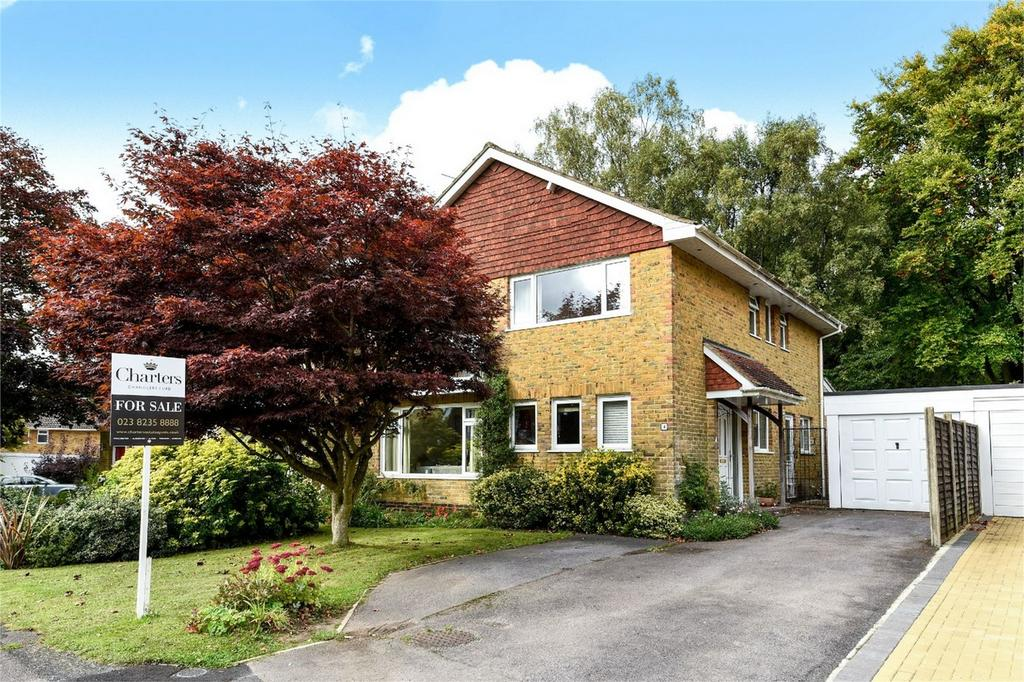 4 Bedrooms Detached House for sale in Hookwater Road, Hiltingbury, Chandler's Ford, Hampshire