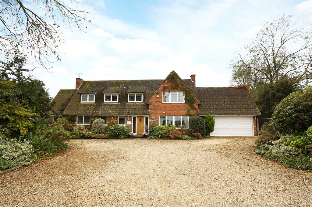 4 Bedrooms Detached House for sale in Nottwood Lane, Stoke Row, Henley-on-Thames, Oxfordshire, RG9