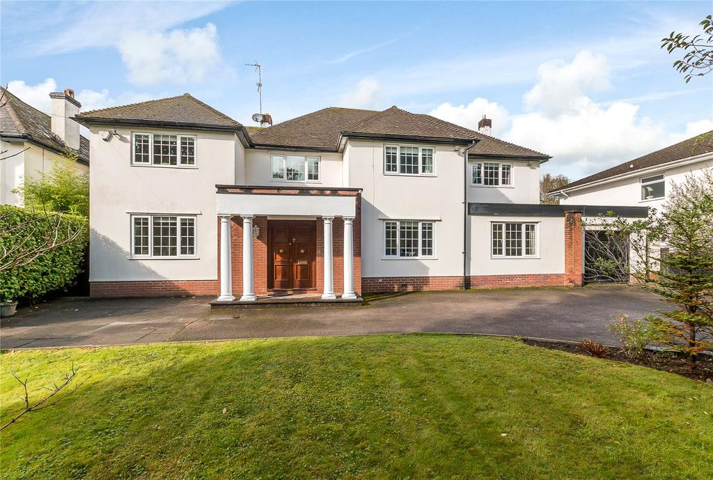 6 Bedrooms Unique Property for sale in Lisvane Road, Lisvane, Cardiff, CF14