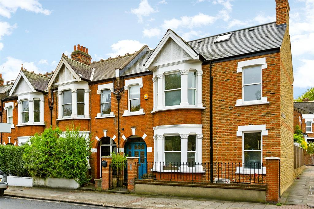5 Bedrooms End Of Terrace House for sale in Putney Bridge Road, Putney, London, SW18