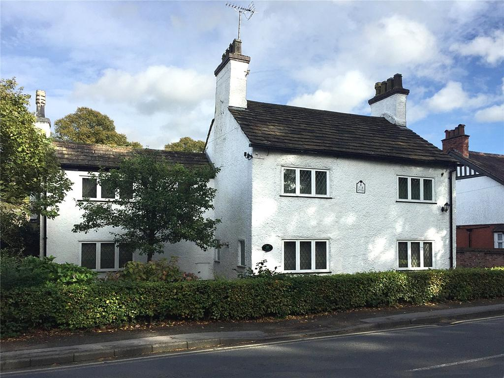 3 Bedrooms Unique Property for sale in Macclesfield Road, Prestbury, Macclesfield, Cheshire, SK10