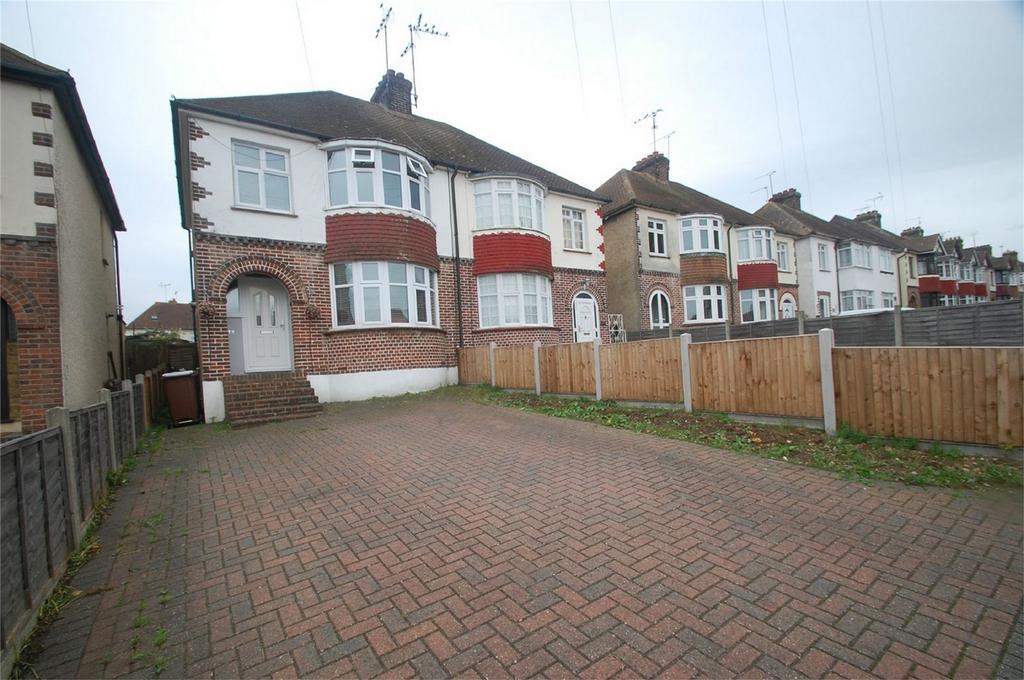 3 Bedrooms Semi Detached House for sale in Hawthorne Avenue, Rainham, Kent