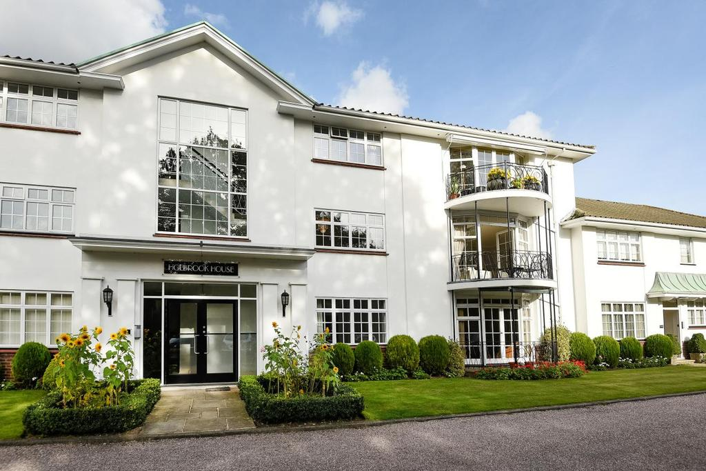 2 Bedrooms Flat for sale in St. Pauls Cray Road, Chislehurst