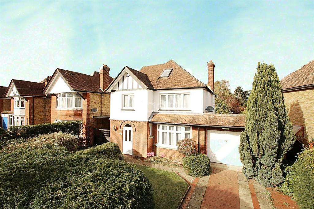 4 Bedrooms Detached House for sale in Cranborne Avenue, Maidstone, ME15