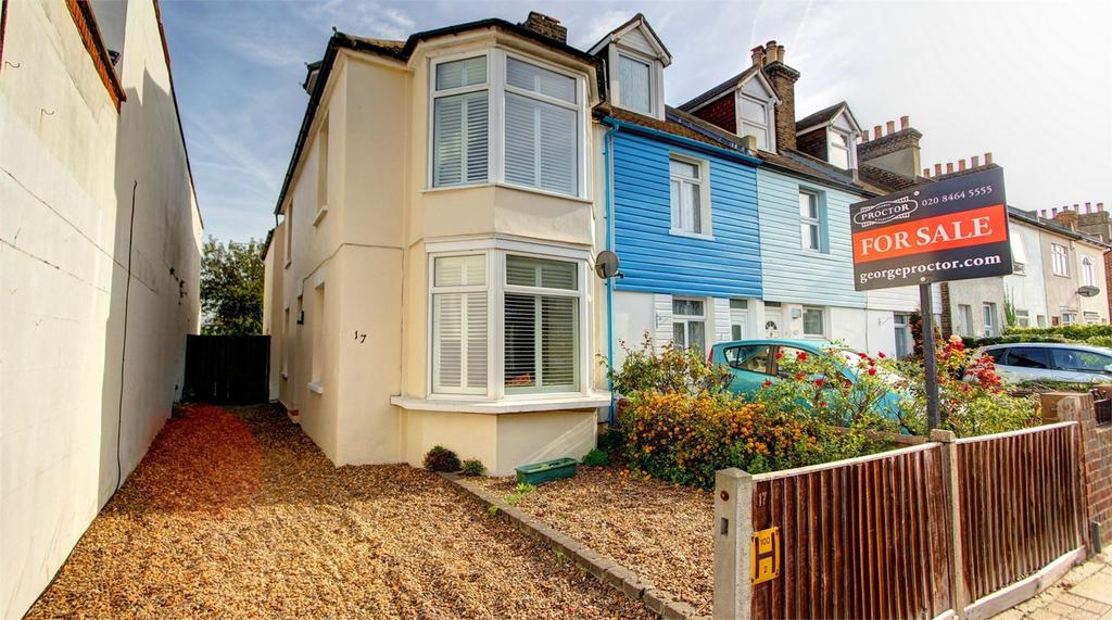 3 Bedrooms End Of Terrace House for sale in Chatterton Road, Bromley, Kent