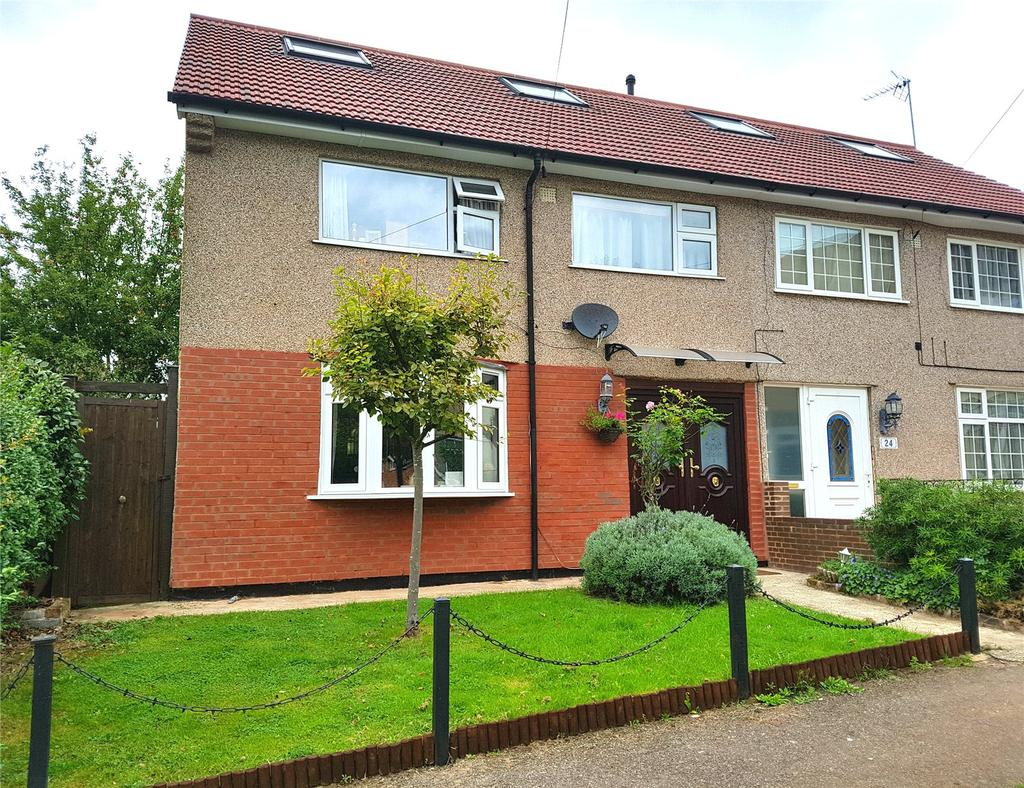 5 Bedrooms Semi Detached House for sale in Culverden Road, Watford, Hertfordshire, WD19