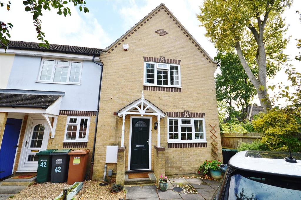 3 Bedrooms End Of Terrace House for sale in Stewart Close, Abbots Langley, Hertfordshire, WD5